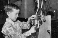 1953 - Boys help- projector