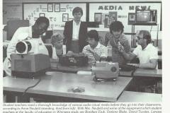 1984 - oCTO sTUDENT TEACHERS LEARNINED av USES