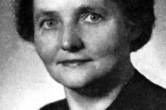Edith Miller, MTS President
