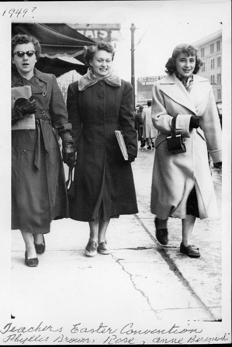 Podruski-Fonds-1949-Teachers-Easter-Convention