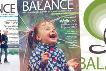 Balance The Manitoba Teachers Society
